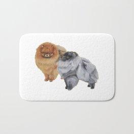 Pomeranians Bath Mat