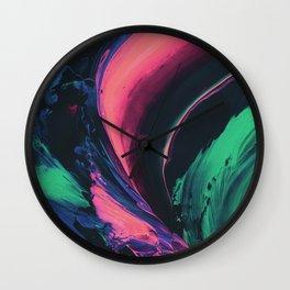 The Running River Wall Clock