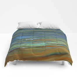 Sand to Wave Comforters