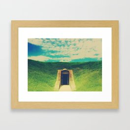 Arcadia Framed Art Print