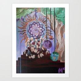 """""""Make it Reality"""" Art Print"""