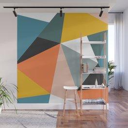 Modern Geometric 36 Wall Mural