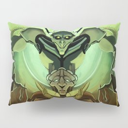 Creepy DiMA Pillow Sham