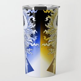 Other Worlds: Dimension Traveling Travel Mug