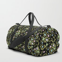 Midnight Moths Duffle Bag