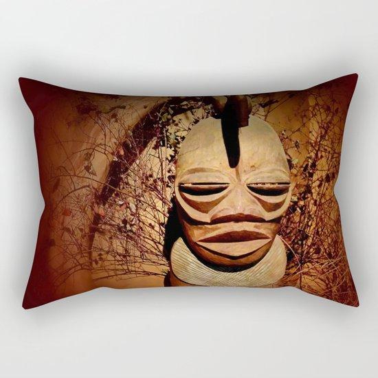 Watchman Rectangular Pillow