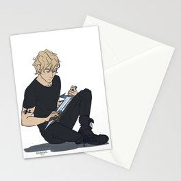 Jace training Stationery Cards