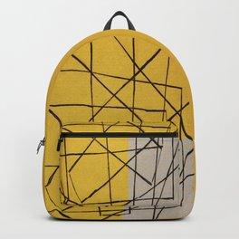 Fenced Beach Backpack