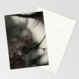 Apricot tree II Stationery Cards