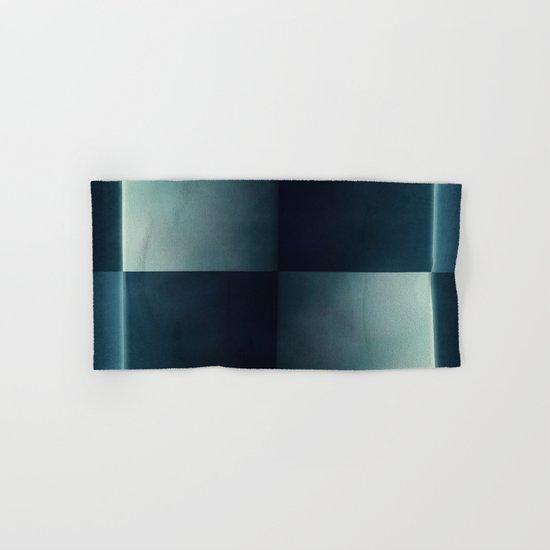 Squares #5 Hand & Bath Towel