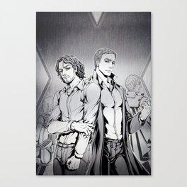 X-men DOFP Canvas Print