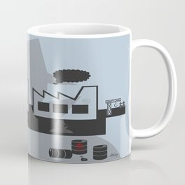 Surveillance Coffee Mug