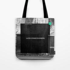 LUCID CONSCIOUSNESS Tote Bag