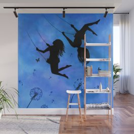 Free As The Wind Wall Mural