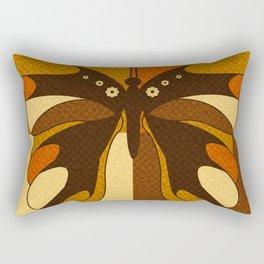 RETRO BUTTERFLY Rectangular Pillow