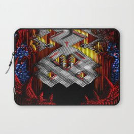 Marble Madness: Where Good Marbles Go To Die Laptop Sleeve