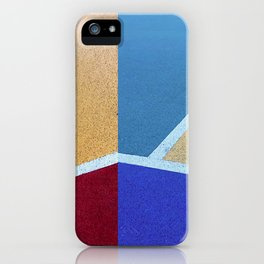 on the court iPhone Case