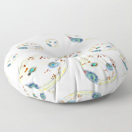 Bacteria Friend Floor Pillow