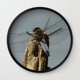 ready for take-off Wall Clock