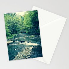 Follow Peaceful Waters Stationery Cards