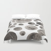 planets Duvet Covers featuring Planets by Dreamy Me