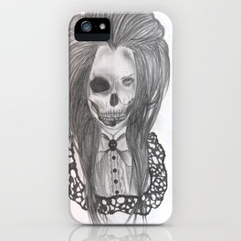 half-alive iPhone Case