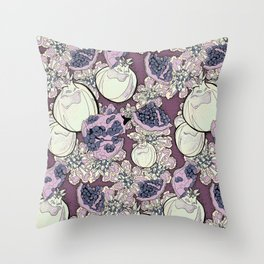 Persephone: In Another Life  Throw Pillow