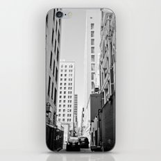 I Don't Care Where We Are, I'm In The Right Car iPhone & iPod Skin