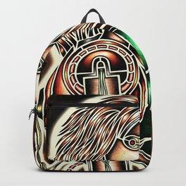 Cyber Girl Backpack