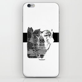 Adulthood: And death shall have no dominion iPhone Skin