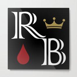 Royal Blood Metal Print