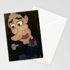 Gin and Pondering Stationery Cards