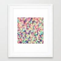 tiffany Framed Art Prints featuring TIFFANY  by Monika Strigel®