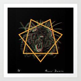 Ratalon Art Print