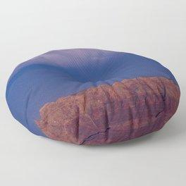 0326 - North Rim, Grand Canyon, Arizona Floor Pillow