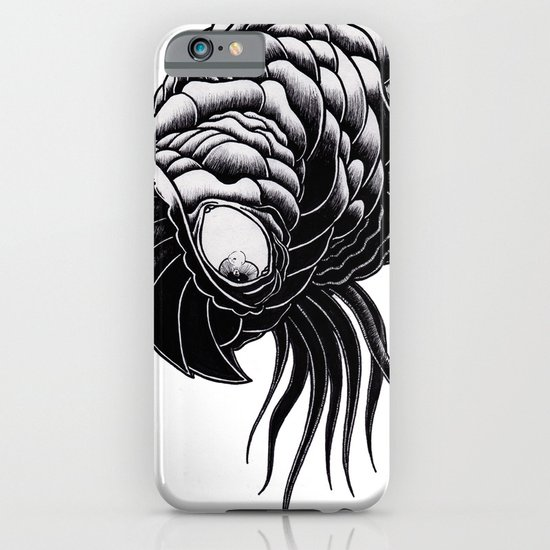 Brain Feeder iPhone & iPod Case
