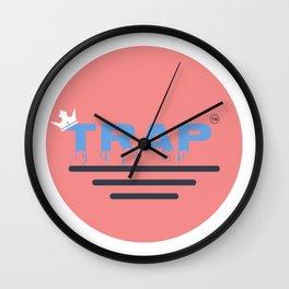 Drippy Trap Gen 1 Wall Clock
