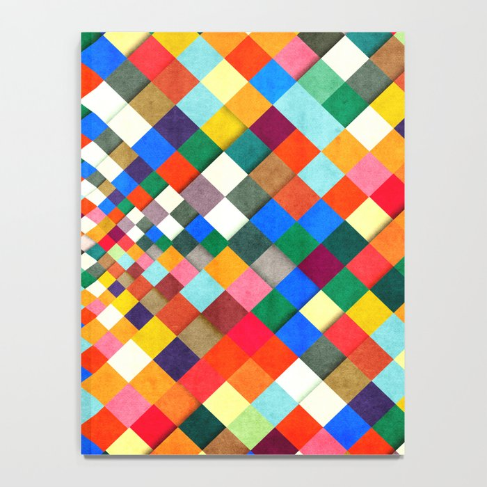 Colorful Nite Notebook