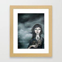 Death Knell Framed Art Print