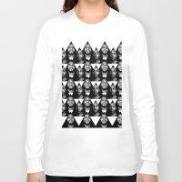 kendrick lamar Long Sleeve T-shirts featuring Kendrick x Cole by GerritakaJey