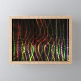 Abstractart : 6 Folds Framed Mini Art Print