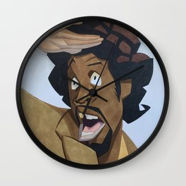 "Martin ""Jerome"" Wall Clock"