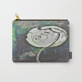Golden Rose Acrylic Icey Green Mint Chocolate Chip Carry-All Pouch