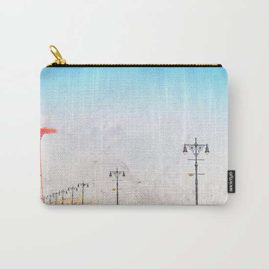 Brooklyn's Eiffel Tower Carry-All Pouch