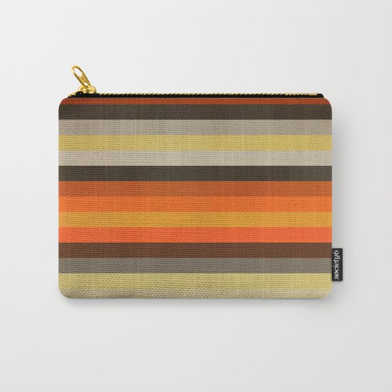 Texture Line 43 Carry-All Pouch