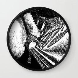asc 875 - Le raid (Hard hot lava) Wall Clock