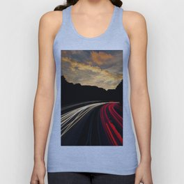 Highway to Adventure Unisex Tank Top