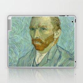 "Vincent van Gogh ""Self-portrait"" (1) Laptop & iPad Skin"