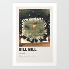 Kill Bill Art Print