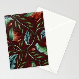 Paradise - Oxblood Stationery Cards